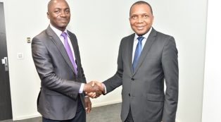 Le Syndicat Mine et la Mutuelle du Ministère reçus en audience par le Ministre Jean-Claude KOUASSI